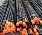 T38 MM/ MF Extension Drill Rod Drilling Rods And Bits For Geothermal Drilling