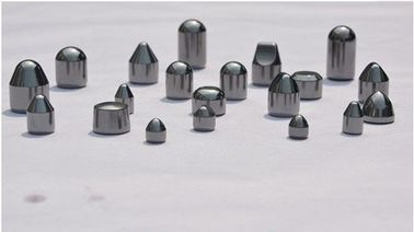 China Conical Shape Tungsten Carbide Buttons High Purity Material For Mining Tools distributor