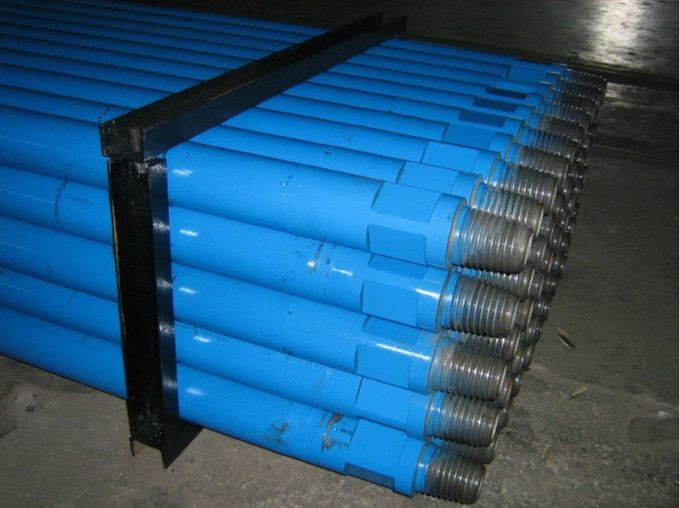 "High Quality 89mm API 2 3/8"" steel drill rod / Pipes/ tubes 1000~6000mm Length"